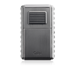 Colibri Quasar Astoria Triple Jet Lighter Gunmetal - LI600C12