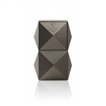 Colibri Quasar Table Triple Flame Lighter Gunmetal - LI710T3