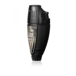 Colibri Lighter - Talon Single Jet Flame Black - LI760T1