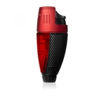 Colibri Lighter - Talon Single Jet Flame Red/Black - LI760T2