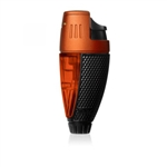 Colibri Lighter - Talon Single Jet Flame Black/Orn - LI760T3