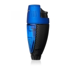 Colibri Lighter - Talon Single Jet Flame Black/Blue - LI760T4