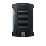 Colibri Daytona Single Jet Lighter Black/Black - LI770T1