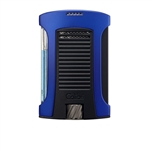 Colibri Daytona Single Jet Lighter Blue/Black - LI770T5