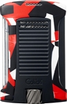 Colibri Daytona Single Jet Lighter Red (Camo) - LI770T81