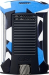 Colibri Daytona Single Jet Lighter Blue (Camo) - LI770T83