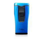 Colibri Monaco Triple-Flame Lighter (Metallic) Blue - LI880T8
