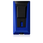 Colibri Lighter - Stealth 3 Jet Flame Metallic Blue - LI900T4