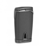 Vertigo Twister Gunmetal Quad Torch Lighter - VTQGM