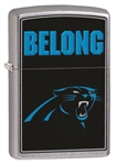 Zippo Lighter - NFL Carolina Panthers - ZCI409099