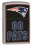 Zippo Lighter - New England Patriots - ZCI409115