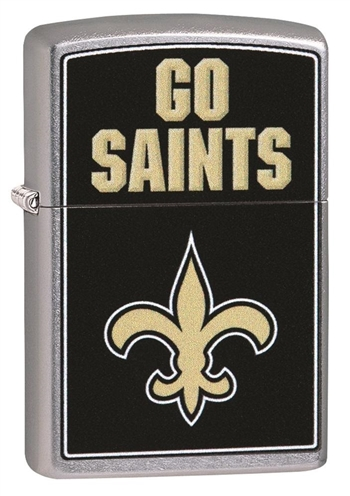Zippo Lighter - NFL New Orleans Saints - ZCI409116