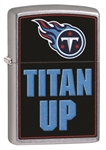 Zippo Lighter - NFL Tennessee Titans - ZCI409125