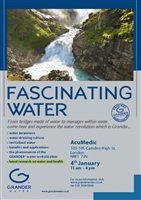 Book your place at the Fascinating Water Seminar - 4th January 2020