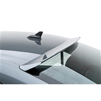 Spoiler, Rear Window, 11-18, Jetta MK6
