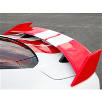Wing, Rear Deck, 2015-18, Mustang