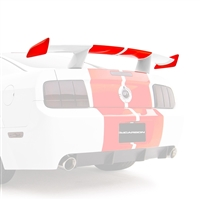 Wing, Rear, Boy Racer, 05-09, Mustang