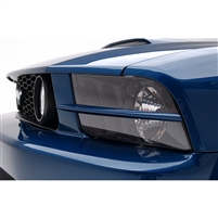 Headlight Splitters, 05-09, Mustang
