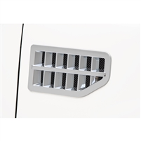 Fender Vent Set, Chrome, 07-14 Expedition, 04-05 F-150, 09-13 Flex