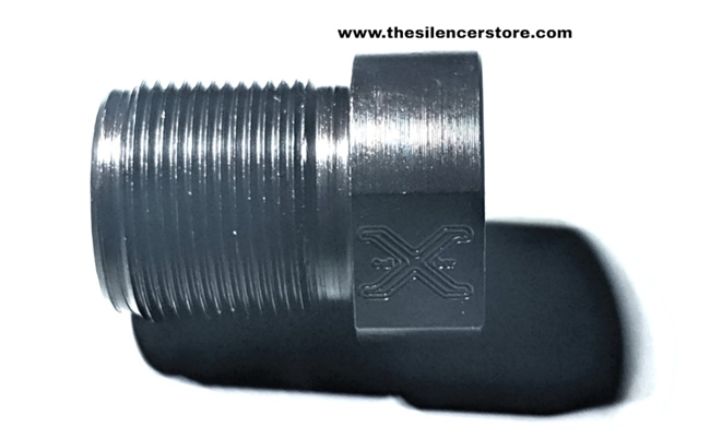 Thread Adapter: 1/2-28 to 3/4-24