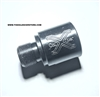 300 Blackout Adapter: 5/8-24 to 1/2-36