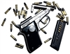 22LR Beretta Bobcat 21a Threaded Pistol
