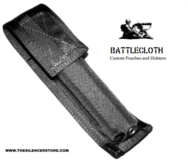 "Battlecloth Custom Silencer Pouch: 1.375"" O.D."