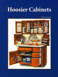 Hoosier Cabinet Id Book Fix Oak Sellers Boone Napanee