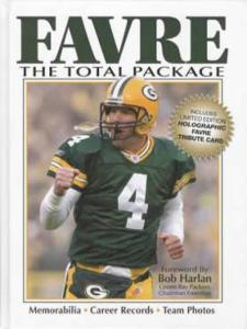 Brett Favre: The Total Package (Green Bay Packers Football)