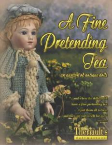 A Fine Pretending Tea: An Auction of Antique Dolls (Dollmaster June 2008)