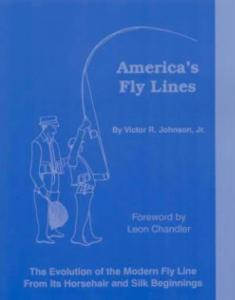 America's Fly Lines by: Victor Johnson Jr.