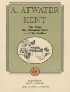 A. Atwater Kent (Radios) by: Ralph Williams, et al