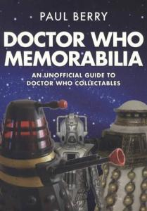 Doctor Who Memorabilia Collectables Guide