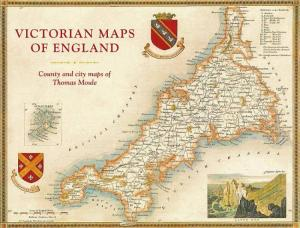 Victorian Maps of England County City Maps