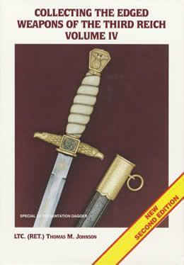 Vol 4 German Wwii Third Reich Military Swords Amp Daggers