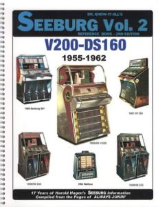 Dr Know It All's Seeburg Jukeboxes Vol 2 by: Harold Hagen