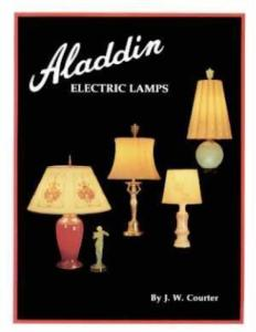 Aladdin Electric Lamps by: J.W. Courter