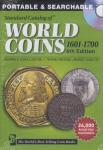 World Coins 1601-1700, 6th Ed CD