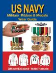 US Navy Military Ribbon & Medals Wear Guide