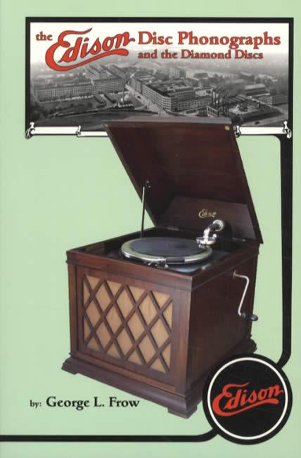 Edison Phonograph Disc Id Book 1908 Up Cabinets More