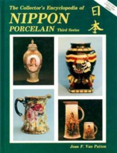 Encyclopedia of Nippon Porcelain Third Series by: Joan F. Van Patten