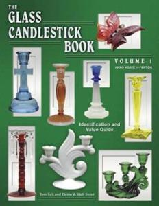 Glass Candlestick Book Vol 1 by: Felt & Stoer