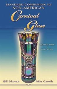 Non-American Carnival Glass by: Edwards, Carwile