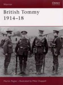Warrior 16: British Tommy WW1