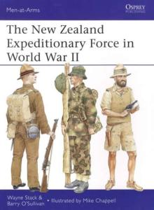 WWII New Zealand Expeditionary Force