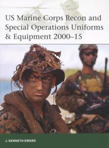 US Marine Corps Recon Special Operations Uniforms Equip