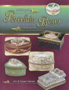 Antique Porcelain (Jewelry) Boxes