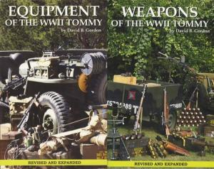 Equipment and Weapons WWII Tommy