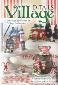 Department 56 Village D-tails 3rd Ed