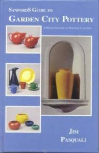 Sanfords Guide to Garden City Pottery